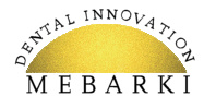 logo Dental Innovation Mebarki